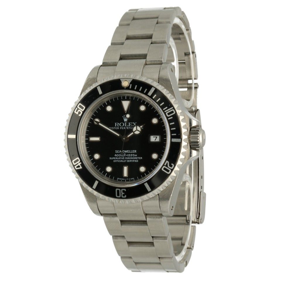 Rolex Sea-Dweller 40 Ref.16600
