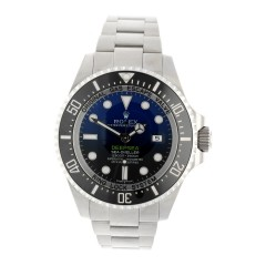Rolex Deepsea Blue James Cameron Ref. 116660