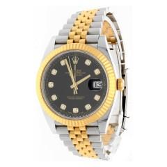 Rolex Datejust 41 Goud/staal Ref. 126333