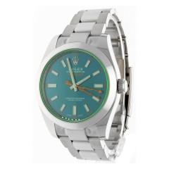 Rolex Milgauss 116400GV Blue
