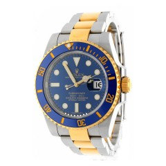Rolex Submariner goud/staal 116613LB