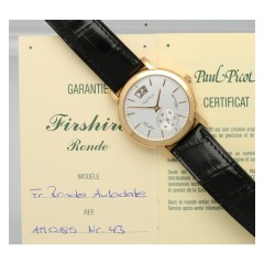 Paul Picot Firshire Ronde Autodate