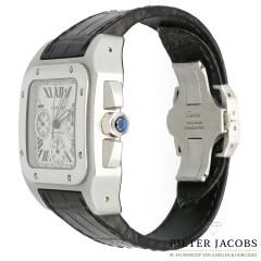 Cartier Santos 100 XL Chronograaf Ref.2740