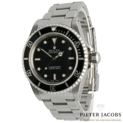 Rolex Submariner (No Date) Two-liner K Serie