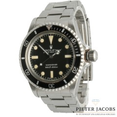 Rolex Submariner No date Ref. 5513