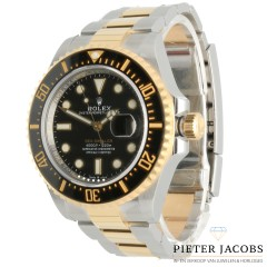 Rolex Sea-Dweller Goud/Staal Ref.126603