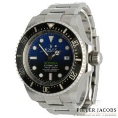 Rolex Sea-Dweller Deepsea D-Blue Ref. 126660