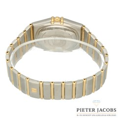 Omega Constellation Automatic gold steel full bar
