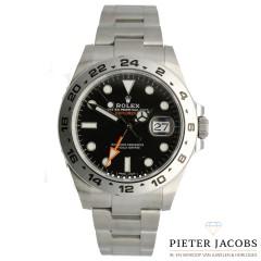 Rolex Explorer II ''Black dial'' Ref.216570 gereserveerd