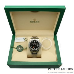 Rolex Explorer II ''Black dial'' Ref. 216570