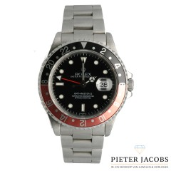 Rolex GMT-Master II Coke ''Swiss only dial'' Ref. 16710