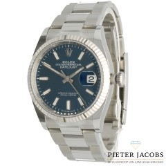 "Rolex Datejust 36 ""Blue"" Ref.126234"
