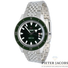 Rado HyperChrome Captain Cook. Green dial
