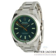Rolex Milgauss Ref.116400GV Nieuw 2020