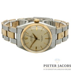 Rolex Oyster Perpetual Goud/Staal 1942  Ref:6586