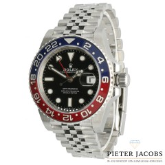 "Rolex GMT-Master II Ref.126710BLRO ""Pepsi MK2"" Like New"