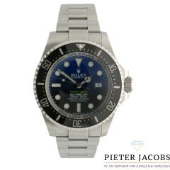 Rolex Sea-Dweller Deepsea Blue/James Cameron Ref: 126660