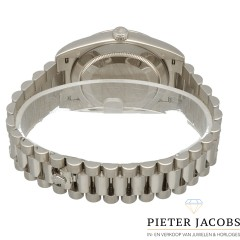 Rolex Day-Date 40 Witgoud Ref.228239