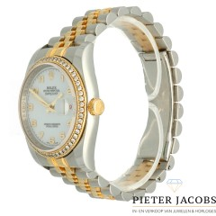 Rolex Datejust 36 Goud/Staal Jubilee Ref.116233