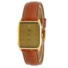 Rolex Cellini Ref.4135/8 18K.Goud