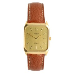 18 K. gold Rolex Cellini Ref.4135/8 full set