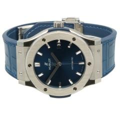 Hublot Classic Fusion Blue Titanium 45mm
