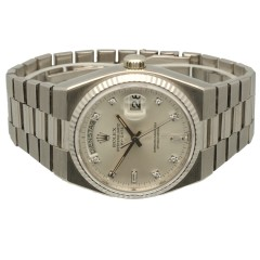 Rolex Day Date Oysterquartz Ref.19019