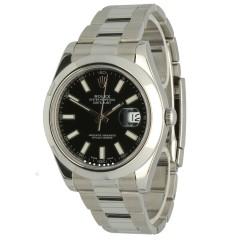 "Rolex Datejust II Ref.116300 ""Full Set"""