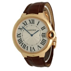 Cartier Ballon Blue XL 46mm RoseGoud Ultra Thin