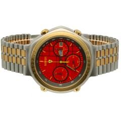 Ferrari By Cartier Formula Chronograaf Goud/Staal