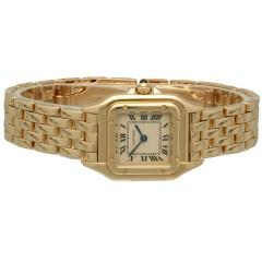 Cartier Panthere Ref.1070 18Krt. Goud