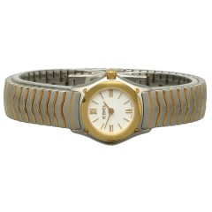 Ebel Classic Wave Lady 23mm Goud/Staal