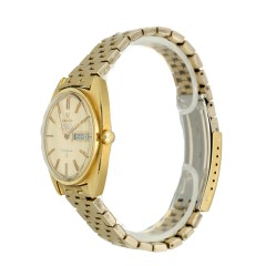 Omega Constellation Day-Date Vintage 18K/Staal Ref. 168029