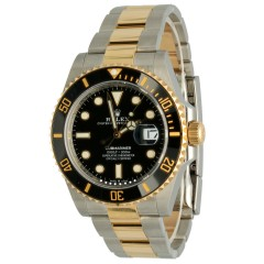 Rolex Submariner Date 41 Goud/Staal Ref.126613LN