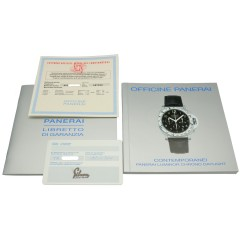 Panerai Luminor Daylight Chronograph