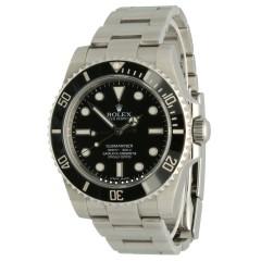 Rolex Submariner No Date Ref.114060