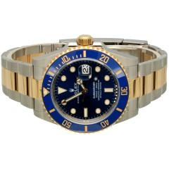 Rolex Submariner Date 41 Goud/Staal Ref.126613LB