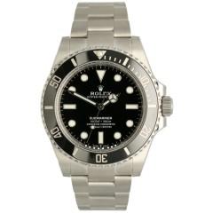 Rolex Submariner No Date 41 Ref.124060