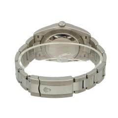 Rolex Datejust 41 Silver Index Ref.126334