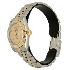 Tudor Princess Date Ref. 92413 ''Gold Linnen Diamond dial