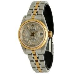 Tudor Princess Date Ref. 92413 Linnen Diamond dial