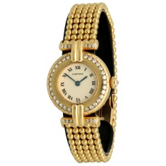Cartier Colisee Diamant 18Krt.